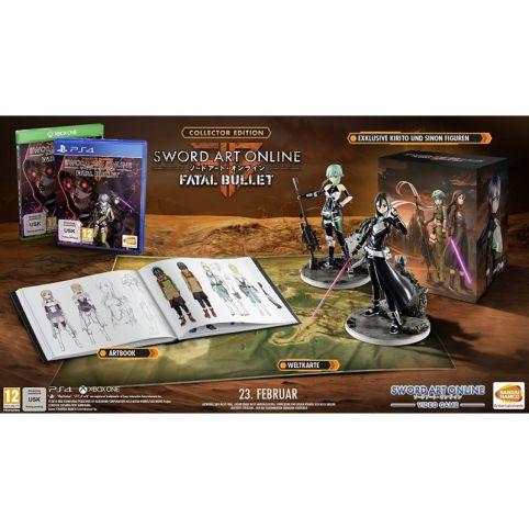 Sword Art Online: Fatal Bullet Collectors Edition (PS4)