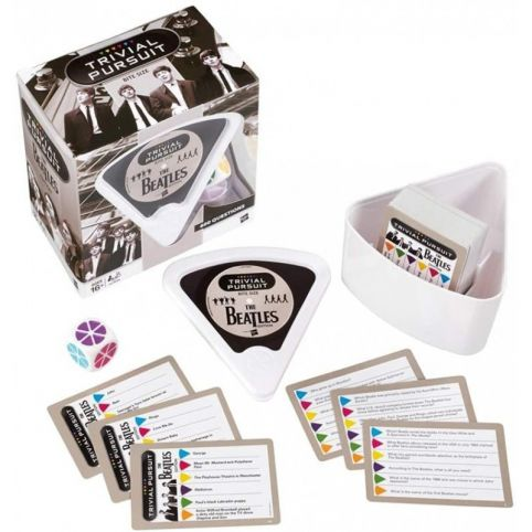 The Beatles Trivial Pursuit Quiz Game - Bitesize Edition