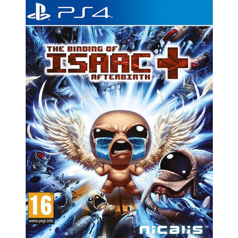 The Binding of Isaac: Afterbirth+ (PS4)