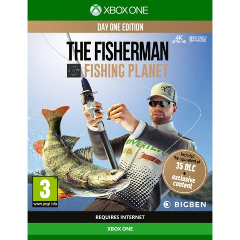 The Fisherman - Fishing Planet Day One Edition (Xbox One)