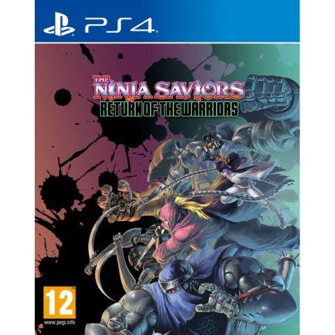 The Ninja Saviours Return of the Warriors (PS4)