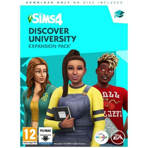The Sims 4 Discover University (PC)