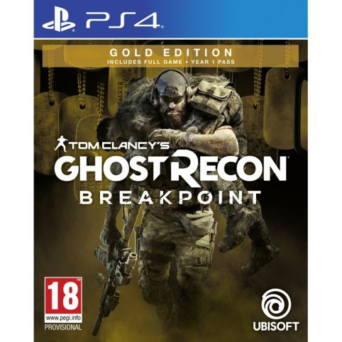 Tom Clancy's Ghost Recon Breakpoint - Gold Edition (PS4)