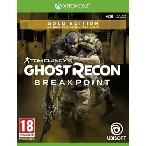 Tom Clancy's Ghost Recon Breakpoint - Gold Edition (Xbox One)