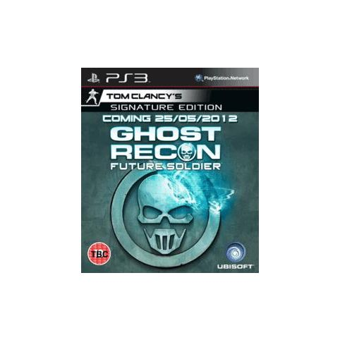 Tom Clancy's Ghost Recon: Future Soldier Signature Edition (PS3)