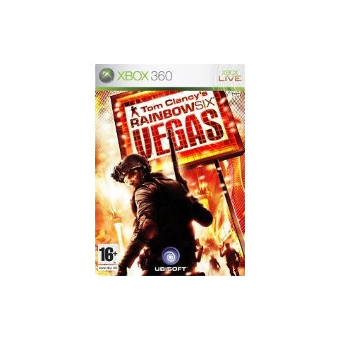 Tom Clancy's Rainbow Six: Vegas (Xbox 360)