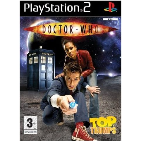 Top Trumps Dr Who (PS2)