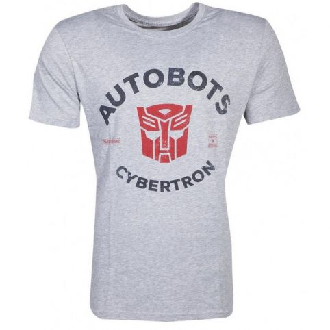 Transformers Autobots Cybertron T-Shirt - Extra Extra Large