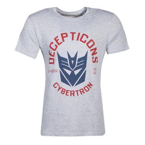 Transformers Decepticons Cybertron T-Shirt - Large