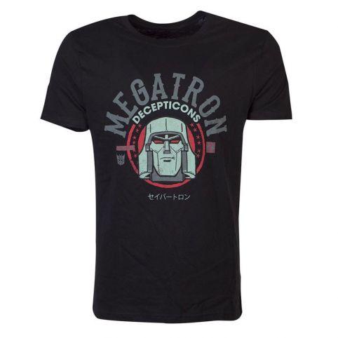 Transformers Decepticons Megatron T-Shirt - Medium