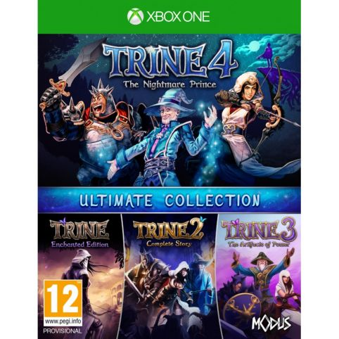 Trine Ultimate Collection (Xbox One)