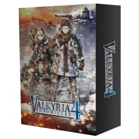 Valkyria Chronicles 4: Memoirs from Battle Premium Edition (Xbox One)