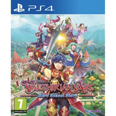 Valthirian Arc: Hero School Story (PS4)
