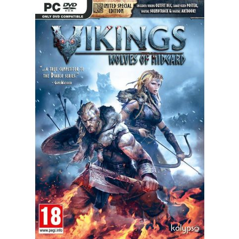 Vikings: Wolves of Midgard - Limited Special Edition (PC)
