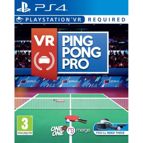 VR Ping Pong Pro (PS4 PSVR)