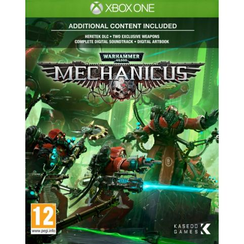 Warhammer 40,000: Mechanicus (Xbox One)