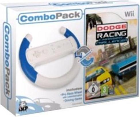 Dodge Racing: Charger Vs Challenger Combo Pack (Wii)