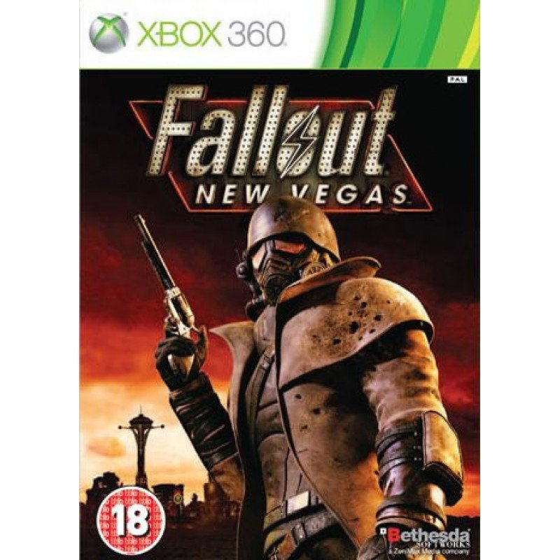 Fallout: New Vegas (Xbox 360) Preowned
