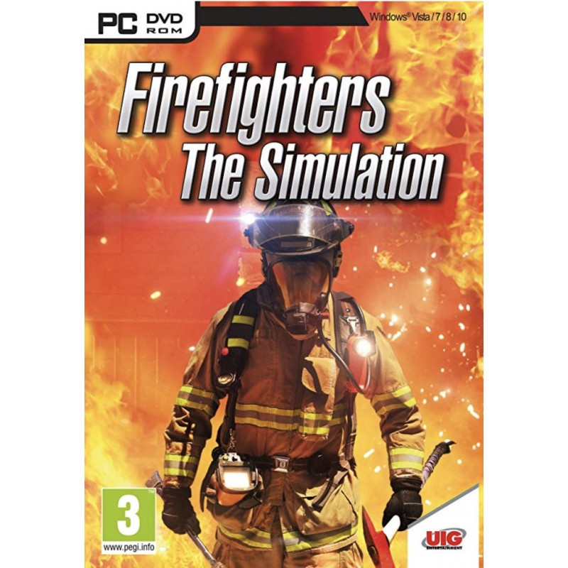 Firefighters: The Simulation (PC)