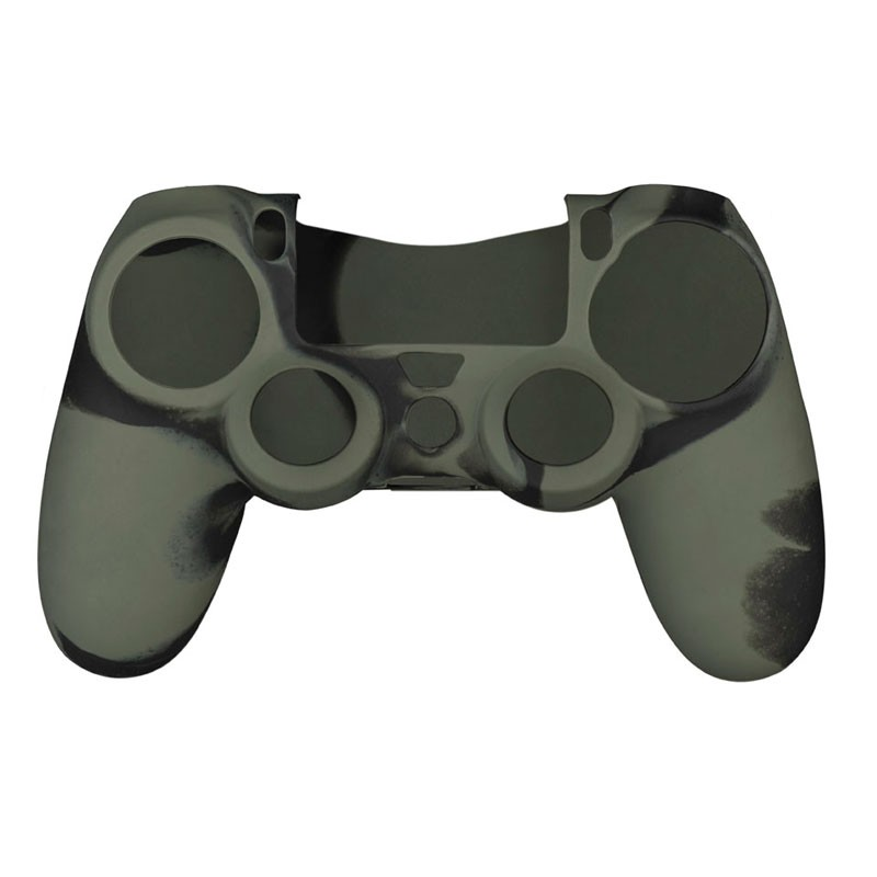 Gaming Kit Set of Enhancers for PS4 Controllers (Camo)