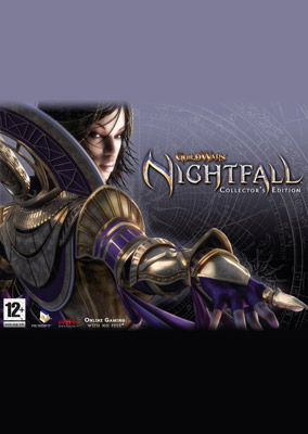 Guild Wars Nightfall - Collectors Edition (PC) Preowned