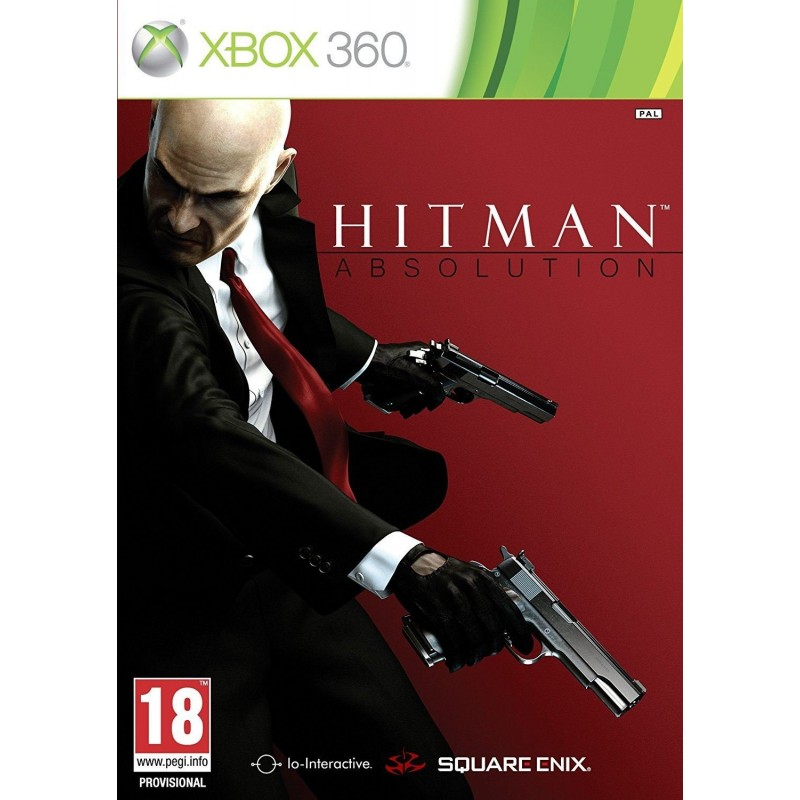 Hitman Absolution Tailored Edition (Xbox 360) Preowned