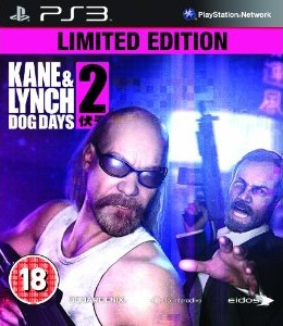 Kane & Lynch 2: Dog Days - Limited Edition (PS3) Preowned