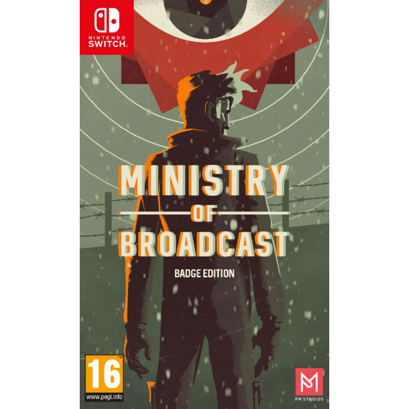 Ministry Of Broadcast: Badge Collector's Edition (Switch)