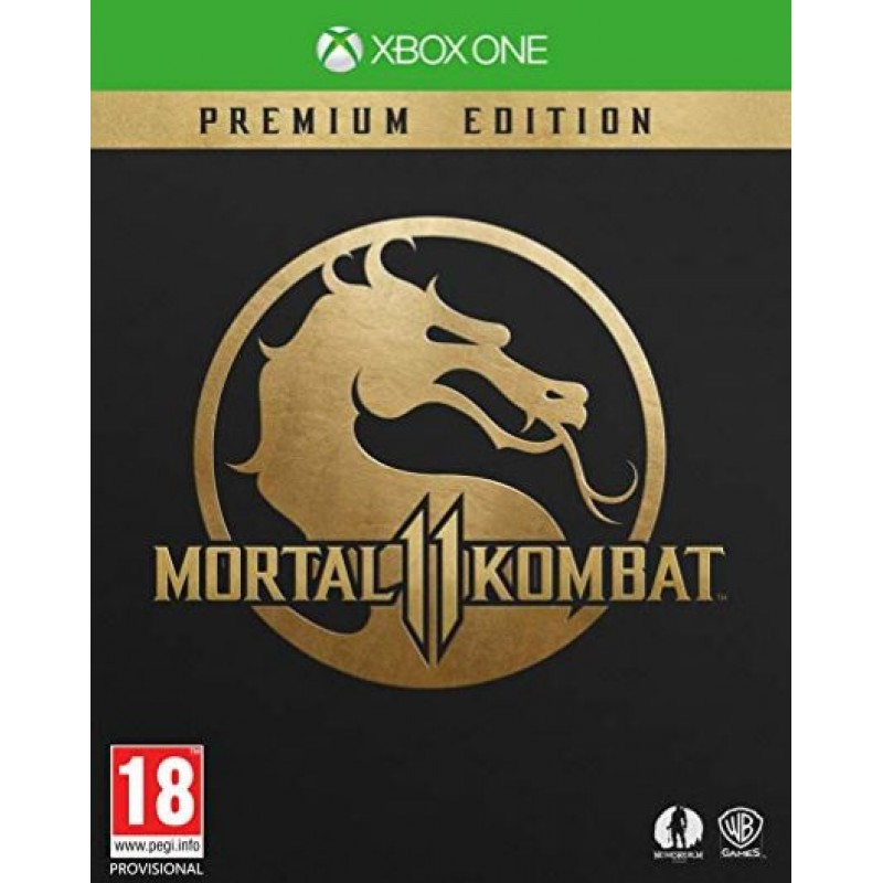 Mortal Kombat 11 Premium Edition (Xbox One) Unsealed