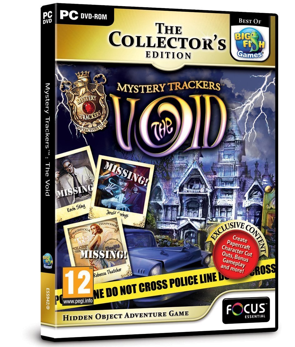 Mystery Trackers The Void Collectors Edition (PC)