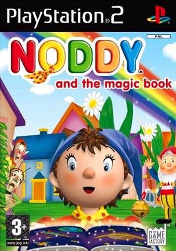 Noddy & The Magic Book (PS2) Preowned
