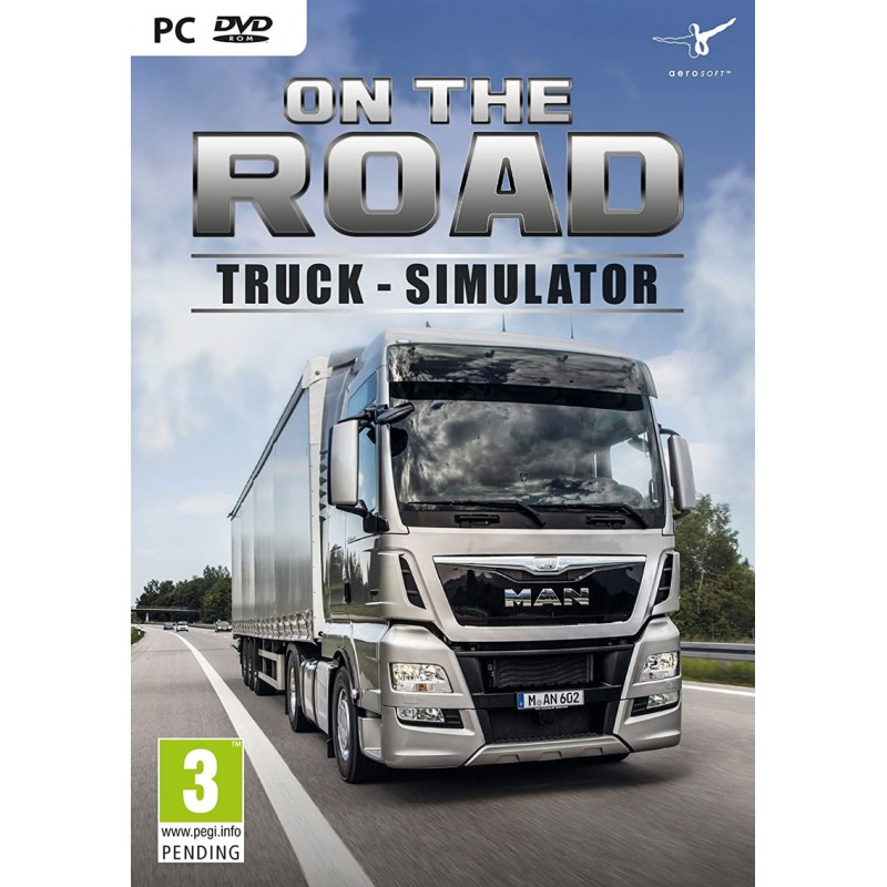On The Road Truck - Simulator (PC)