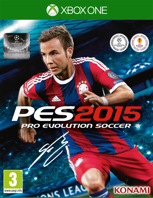 PES 2015 - Day One Edition (Xbox One) Unsealed