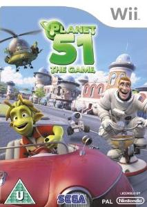 Planet 51 (Wii) Preowned