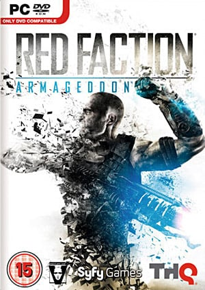 Screens Zimmer 8 angezeig: red faction 2 ps3