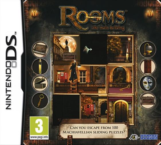 Rooms: The Main Building (DS) Preowned