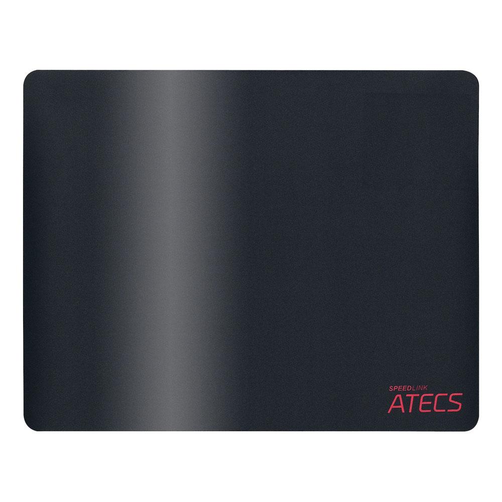 SPEEDLINK Atecs Soft Gaming Mousepad, Medium, Black