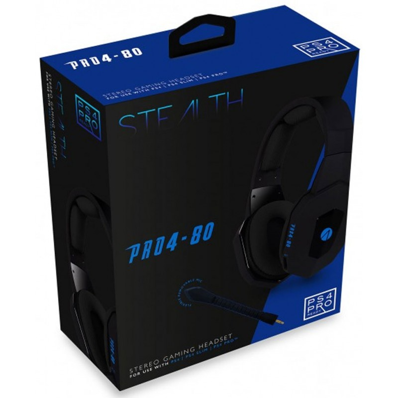 Stealth Pro4 80 Stereo Headset