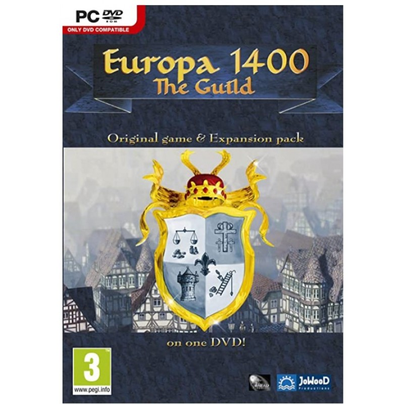 The Guild - Europa 1400 (PC)