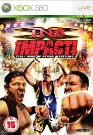 TNA Impact (Xbox 360) Preowned