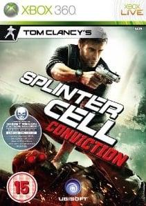 Tom Clancy's Splinter Cell: Conviction (Xbox 360) Preowned