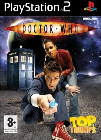 Top Trumps Dr Who (PS2) Preowned