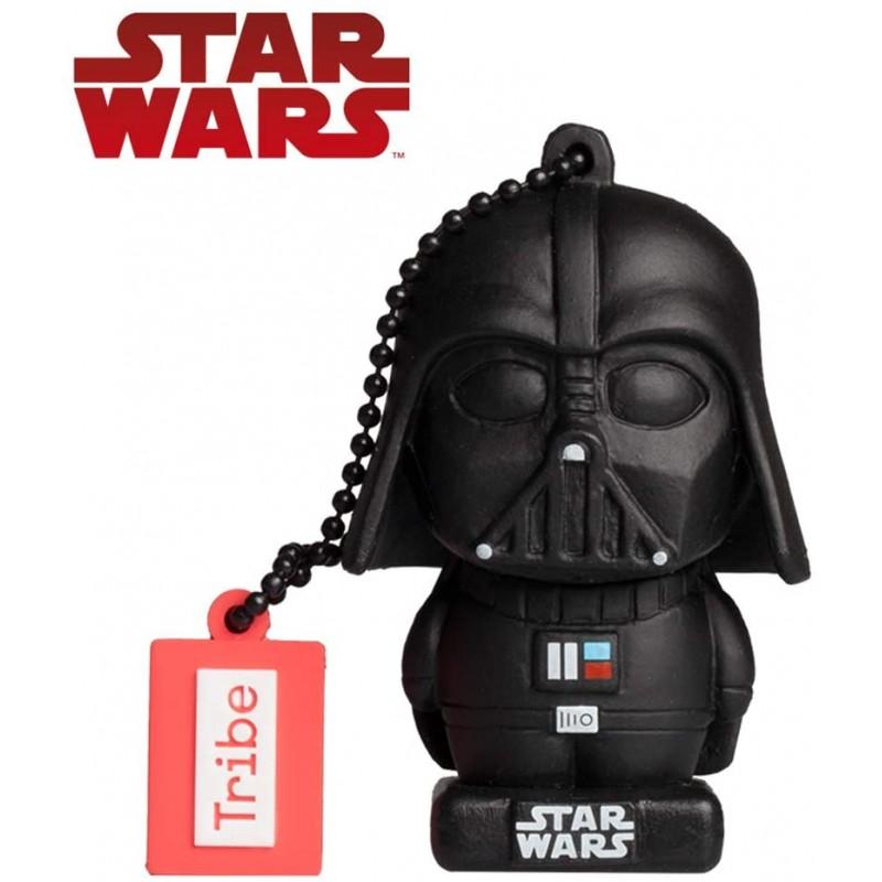 Tribe Darth Vader TLJ 16GB Original Star Wars Flash Drive 2.0