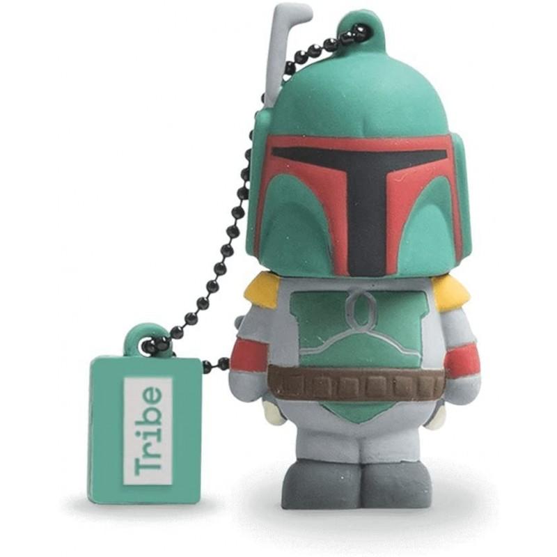 Tribe Star Wars Boba Fett 16GB USB Flash Drive