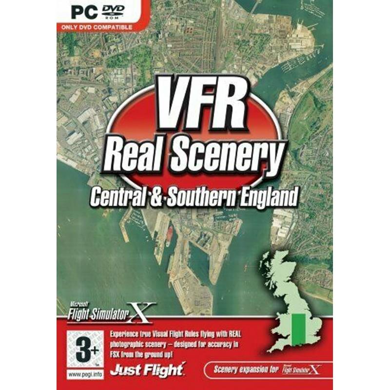 VFR Real Scenery - Volume 2 (PC)