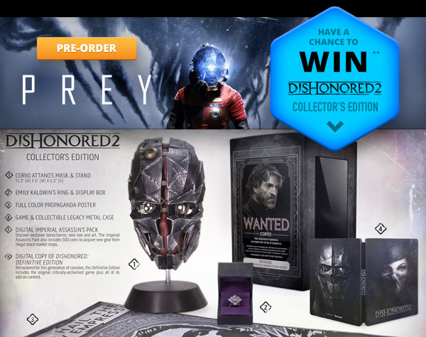Buy Prey with Exclusive Mug - Limited Availability