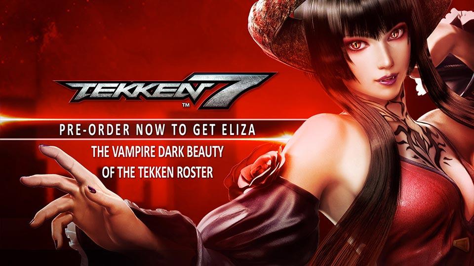 Tekken 7 Pre-Order Bonus