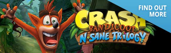 Crash Banidcoot: N. Sane Trilogy