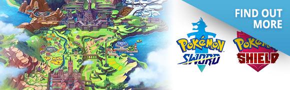 Pokemon Sword / Pokemon Shield