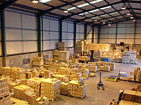 The Game Collection Warehouse